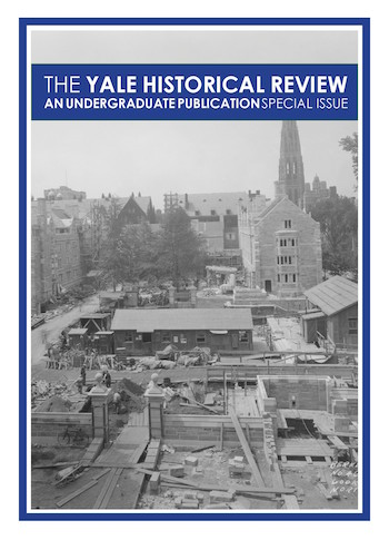 Yale Issue (Fall 2016)